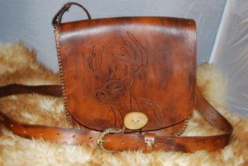 sac à main grand cerf