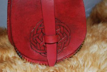 Escarcelle noeud celtique