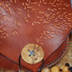 escarcelle arbre de vie