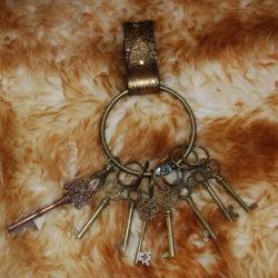 porte clés du chateau